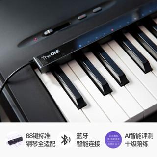 The ONE 智能灯条 智能钢琴电钢琴88键 陪练考级评测纠错 成年人儿童自学陪练