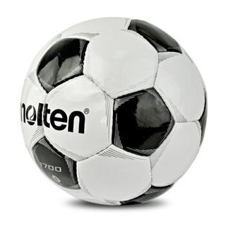 摩腾(molten)足球4号青少年学生比赛训练用球PVC材质F4P1700