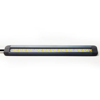 吉印 鱼缸灯led灯 草缸灯 鱼缸led灯 鱼缸照明灯 鱼缸夹灯 通用照明灯 刀锋LED鱼缸灯DF-56