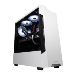 京天 组装台式机(i5-9400F、8GB、240GB、B365M、RTX 2060)