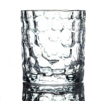 嘉鸿 无铅玻璃杯 280ml 透明色
