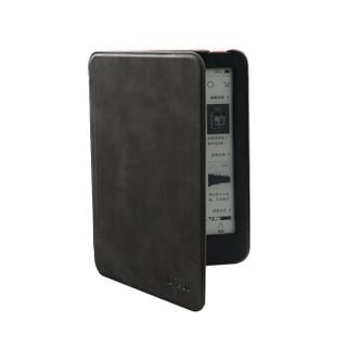 JDRead1电纸书保护皮套 6英寸 电纸书阅读器 JDRead1原装休眠皮套