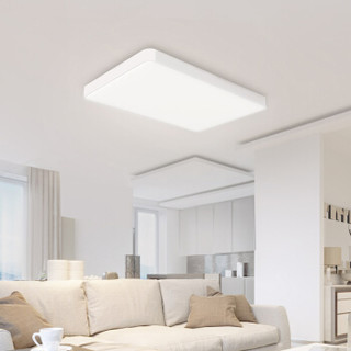 Yeelight LED吸顶灯 Yeelight 皓石 LED吸顶灯 Pro纯白版 90W
