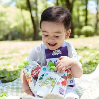 小皮(littlefreddie)西梅苹果泥宝宝辅食泥西梅泥(6+月龄适用)100g*1袋