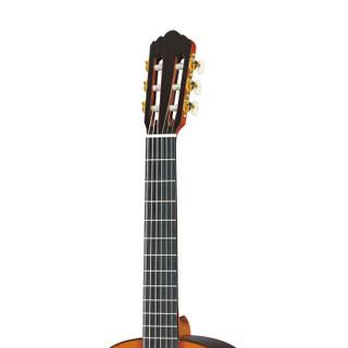 雅马哈(YAMAHA)GC22C全单板古典吉他演奏级专业吉他雪松面板玫瑰木背侧板39寸