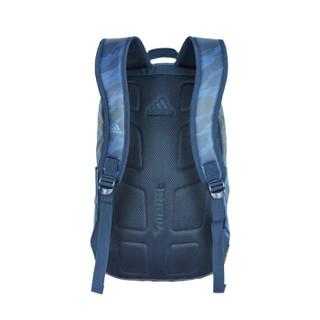 adidas 阿迪达斯 阿迪达斯(Adidas)休闲运动 潮流款笔记本电脑双肩背包 DM2907 传奇墨水蓝色