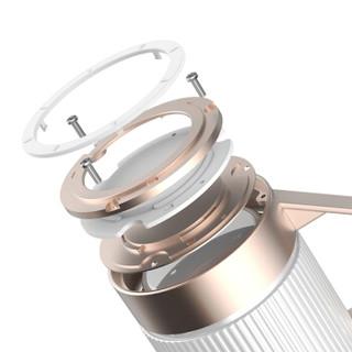 小罐茶行政套装骨瓷茶具茶杯高温耐热茶具 商务办公茶具套装 香槟金