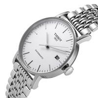 天梭(TISSOT)瑞士手表 魅时系列机械男士手表T109.407.11.031.00