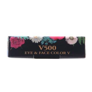 安娜苏(Anna sui)丝绒明魅两用眼彩V500 1.8g 珠光 单色眼影