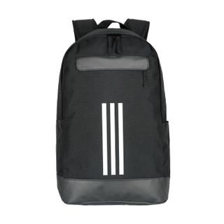 adidas 阿迪达斯 潮流款双肩背包 休闲运动 学生背包 CF3300 黑色
