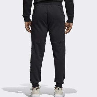 adidas 阿迪达斯 男子 型格系列 ESS LIN T PN FL 运动 针织长裤 CF1343 M码