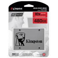 Kingston 金士顿 SATA3 固态硬盘 (480GB、SATA)