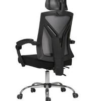 Hbada 黑白调 HDNY115-QJD 人体工学办公椅