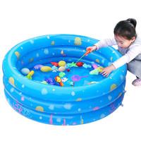 伊菲迪诺 006 钓鱼玩具池套装