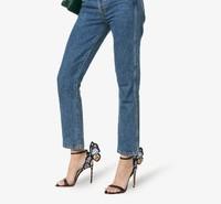 SOPHIA WEBSTER Chiara 100 女士凉鞋