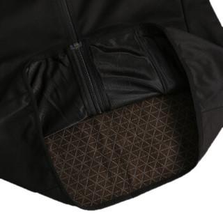 PUMA 彪马 男子 夹克 帽衫 EVOSTRIPE WARM FZ 针织外套 855425 01 黑色 XL码