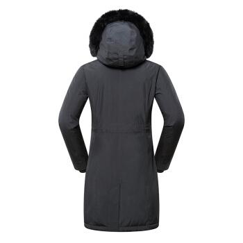 BLACKYAK 布来亚克 女款羽绒服  1JKBF-FZW688 黑色 170/92A XL