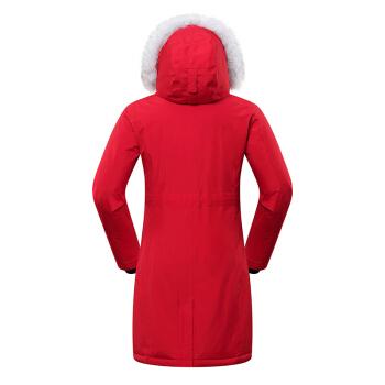 BLACKYAK 布来亚克 女款羽绒服  1JKBF-FZW688 朱红色 170/92A XL