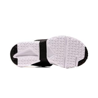 耐克(Nike)儿童鞋 舒适男童休闲鞋 轻便跑步运动鞋 AH7826-007 黑色12C/29.5码
