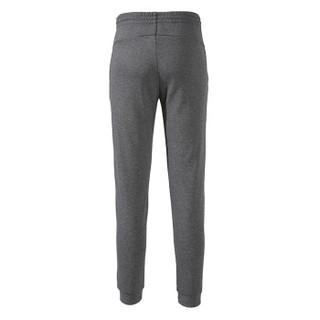 PEAK 匹克 男子秋冬新款针织长裤舒适休闲保暖运动裤 DF383151 深花灰 X2L码