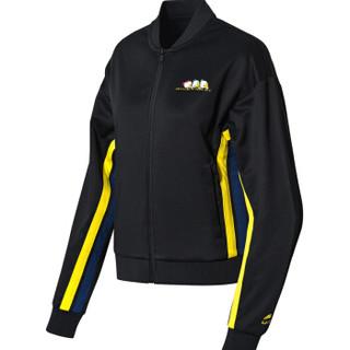 LI-NING 李宁 AWDN748-1 运动时尚系列 女 卫衣类 标准黑 XL