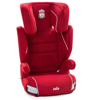英国巧儿宜JOIE汽车儿童安全座椅3-12岁isofit挂钩式接口利物浦联名款C1220特利欧LFC红色