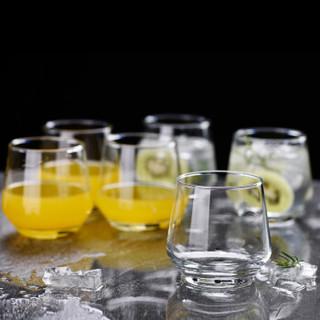 青苹果 ES7018-2 耐热玻璃杯 370ml 透明 6只