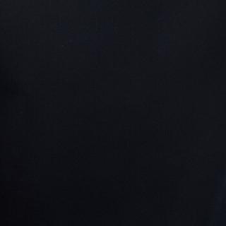 俞兆林(YUZHAOLIN)长袖T恤 男士时尚V领纯色长袖T恤D305-1-9833黑色2XL