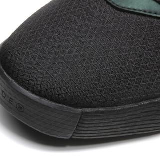LI-NING 李宁 篮球系列 男篮球鞋类 ABCM087-3 标准黑/莲紫色/亮金色 43.5