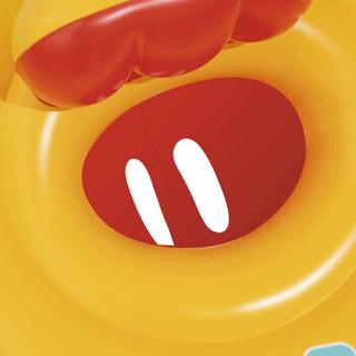 Bestway费雪(Fisher-Price)儿童游泳圈圆形座圈直径69cm宝宝戏水玩具93518