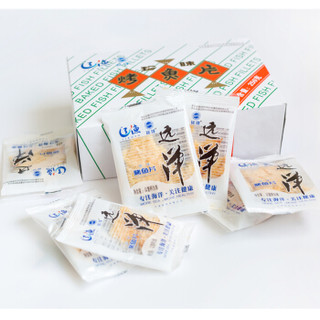 大连远洋 零食礼包 休闲零食 办公室零食 女友零食 大连特产 经典盒装烤鱼片250g