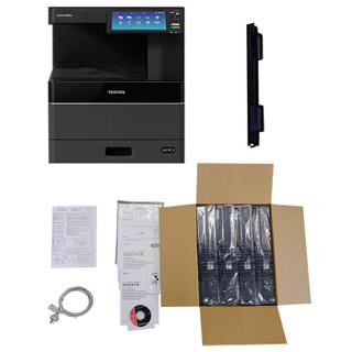 东芝(TOSHIBA)FC-2510AC多功能彩色数码复合机 A3激光双面打印复印扫描 e-STUDIO2510AC+自动输稿器+四纸盒