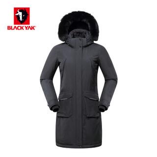 BLACKYAK 布来亚克  女款羽绒服 1JKBF-FZW688 黑色 175/96A