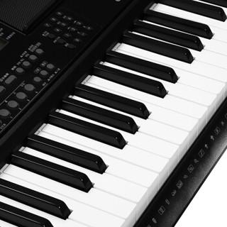 卡西欧(CASIO)电子琴CT-X800 61键考级比赛电子琴 AIX专业级音源数字键盘