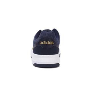adidas 阿迪达斯 篮球系列 CUT 运动篮球鞋 BB9718 藏青/金 43码 UK9码