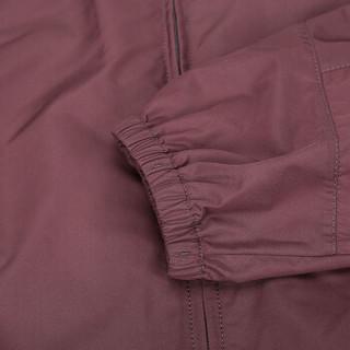 PRADA 普拉达 男士酒红色聚酯纤维连帽上衣外套 SGN824 1RK7 F0007 S 182 50码