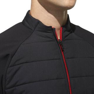 adidas 阿迪达斯 男子 型格系列 WK PADDED JK 运动 梭织夹克 CZ2167 黑色 L码