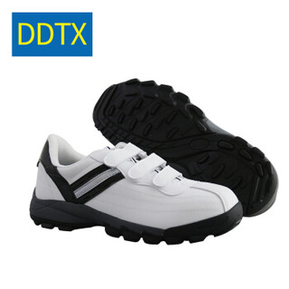 DDTX 劳保鞋 钢包头防砸安全工作 时尚轻便软底缓震四季款 白色 41 AC5000W