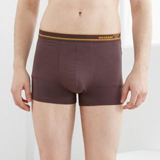 Cherishlife 小护士 木浆纤维系列 内裤男 平角裤 男士内裤 短裤 舒适透气 XAN055 混色 XL(175/105)