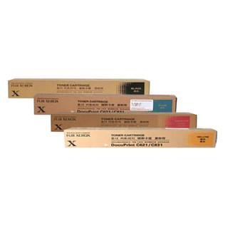 富士施乐(Fuji Xerox)CT200077 黄色碳粉 (适用DocuPrint C831/C621机型) 约6000页