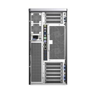 戴尔(DELL)Precision 7920Tower塔式图形工作站主机(银牌4110*2/16G*4/2T+512G/P4000-8G/键鼠)三年质保