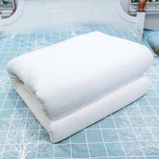 福花家纺 有网棉被棉花被150*200单人春秋被