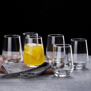 青苹果 ES7018-1 耐热玻璃杯 370ml 透明