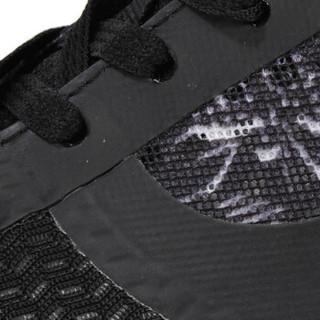LI-NING 李宁 运动时尚系列 女 运动时尚鞋 AGCM054-54 标准黑/标准白 35.5