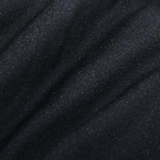 李宁LI-NING瑜伽服套装 运动健身跑步文胸内衣背心AUBN124-1(黑色)九分瑜伽裤子AULN272 S码