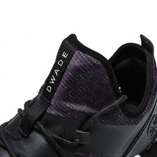 LI-NING 李宁 篮球系列 男篮球鞋类 ABCN027-1 标准黑/标准白 45