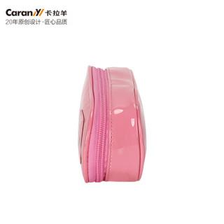 小扬(YANG)多用途学生笔袋大容量配件收纳袋y0401水粉