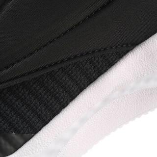 LI-NING 李宁 运动时尚系列 女 运动时尚鞋 AGCN158-1  标准黑/标准白 37