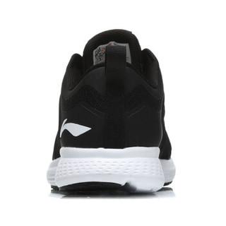 LI-NING 李宁 跑步系列 男 跑步鞋类 ARHN211-4 标准黑/标准白 40