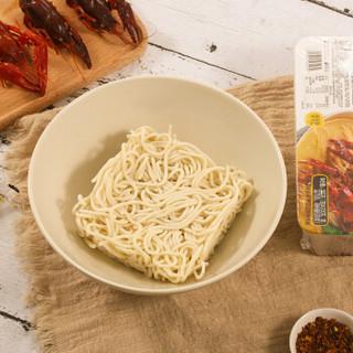 海底捞 筷手小厨 金汤蒜香速冻龙虾面350g(拉面 面条 海鲜面 早餐面 速食面 )